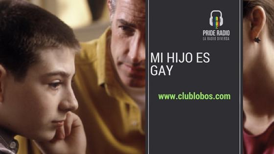 Mi hijo es gay, ¿qué hago?